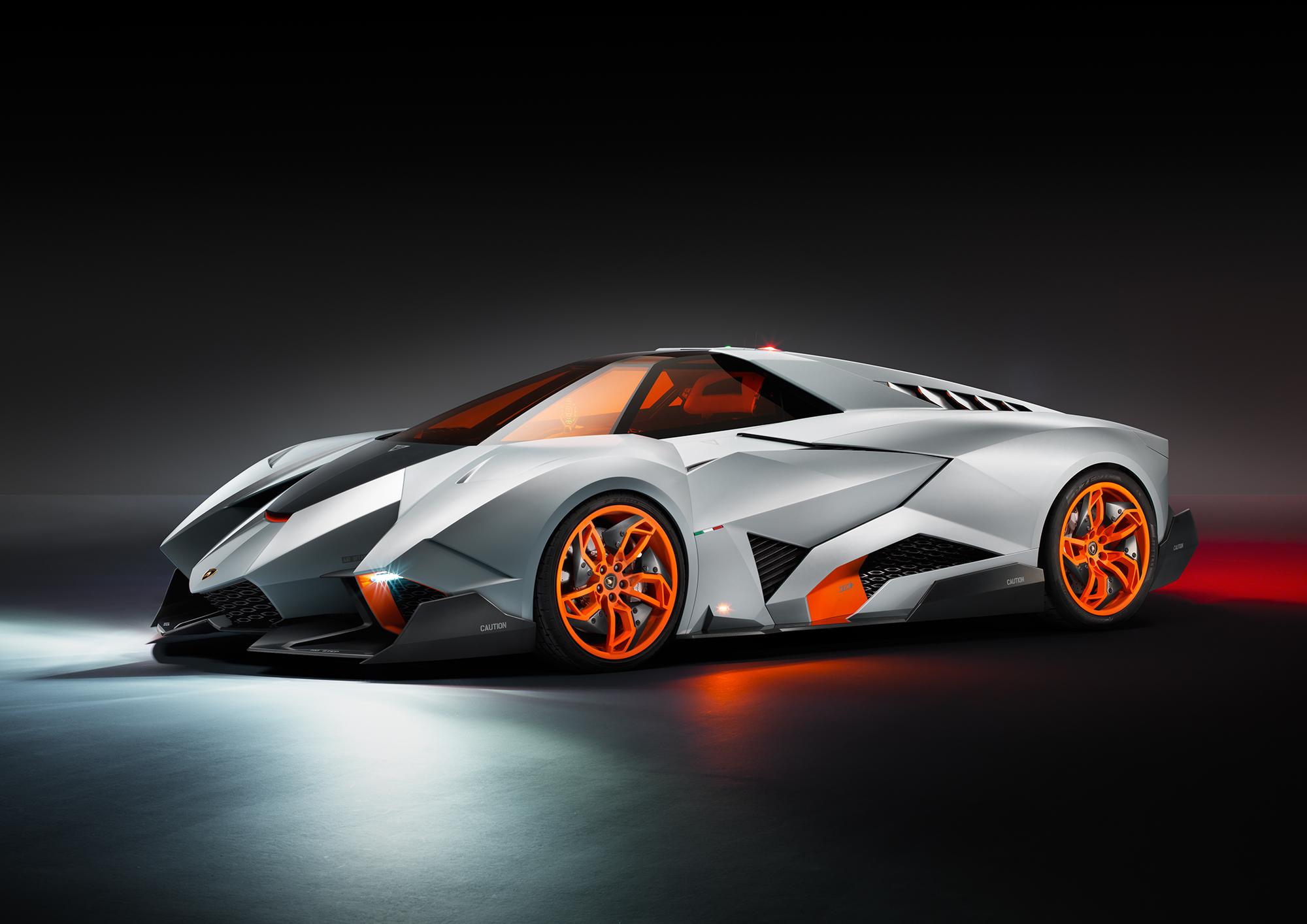 Lamborghini: Opravdová slabost boháčů