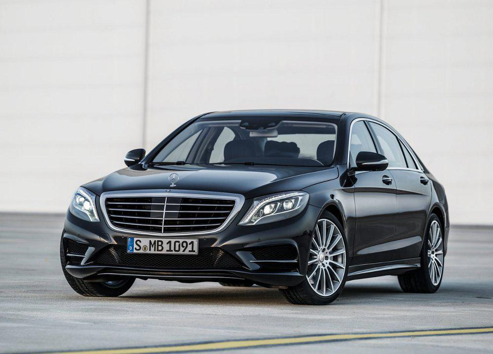 Mercedes Benz třídy S – požitek z jízdy společně s přepychem