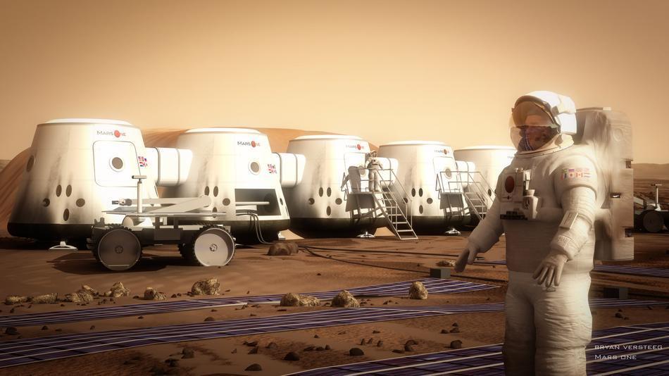 Všude dobře na Marsu nejlépe