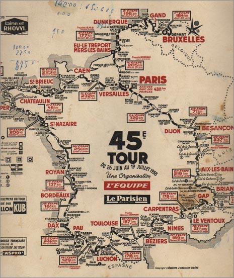 Hrdinové Tour de France