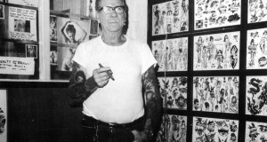 Tetovací legenda Sailor Jerry