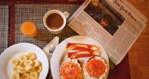 Jak snídají úspěšní