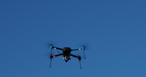 Drony všude kam se podíváš