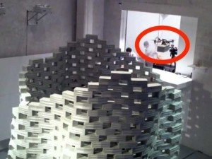 Stavební dron