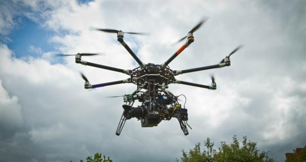 Nejzajímavější projekty využívající drony