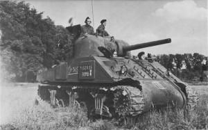 Tank Shermen