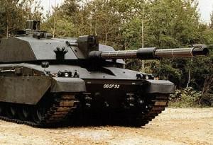 Tank Challenger