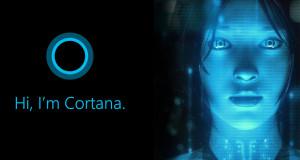 Hlasová asistentka Cortana