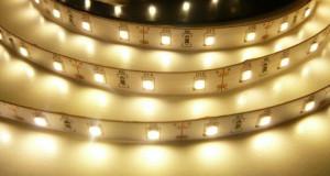 LED příslušenství