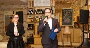 V Restauraci Vino di Vino degustovaly české celebrity
