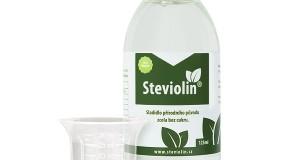 Přírodní sladidla Steviolin a Xylitol
