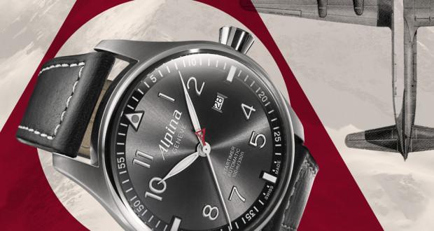 Alpina představuje novou sérii luxusních hodinek