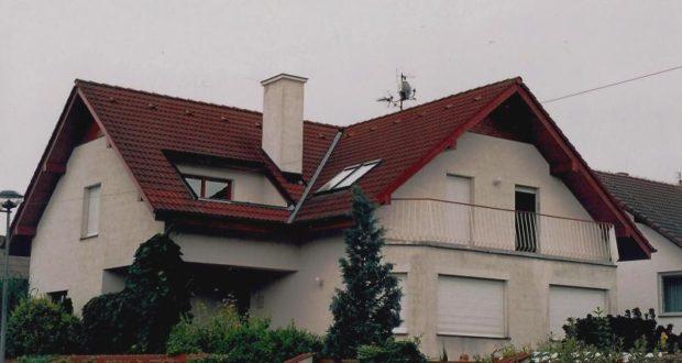 Znečištěné fasády si můžete nechat vyčistit