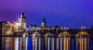 Výlet do Prahy kdykoliv v roce