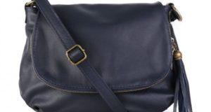 Kožená kabelka je skvělý vánoční dárek pro manželku