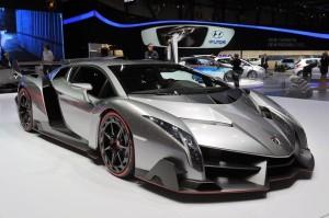 Lamborghini Veneno - Ženeva