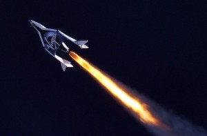 Virgin-Galactic-tourist-spaceship
