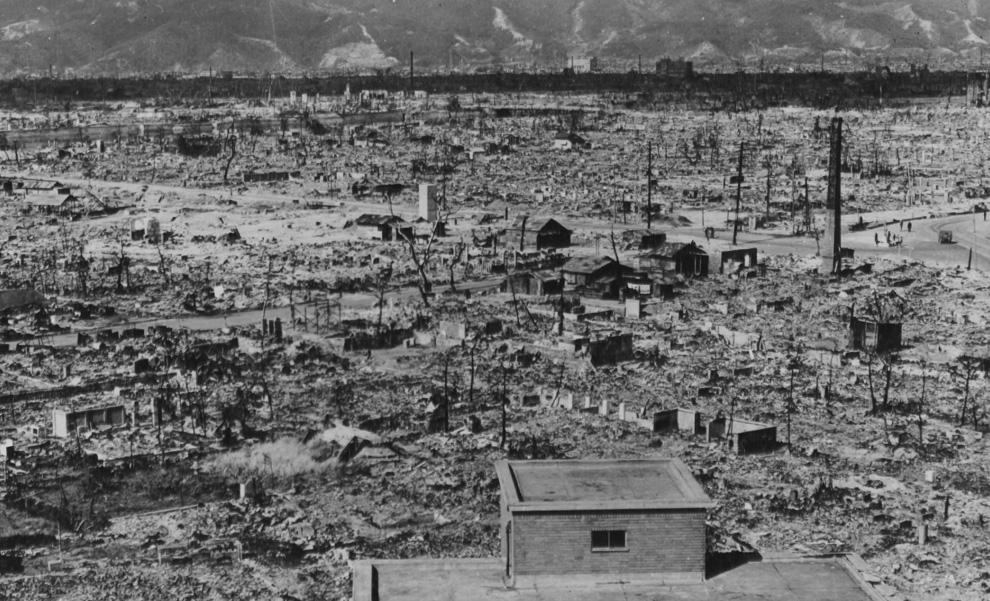 Je to už 68 let po útoku na Hirošimu