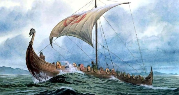 Jak cestovali Vikingové?