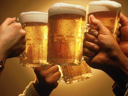 Zlatavý mok jménem pivo