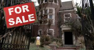 Zbystřete: MURDER HOUSE FOR SALE!