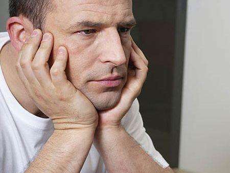 Muži a deprese