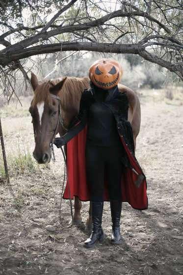Halloweenské kostýmy II.
