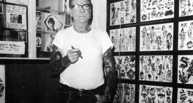 Tetovací legenda Sailor Jerry