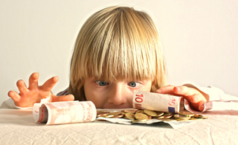 Společné finance v domácnosti