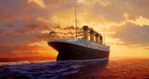 Dočkáme se druhého Titaniku