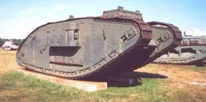 Tank z 1. světové