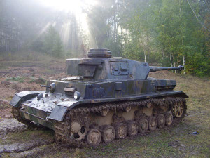 Tank Pz IV