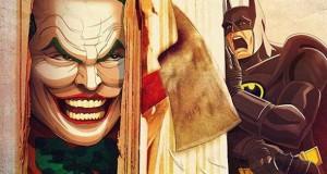 Komiksové postavy v zajetí slavných výjevů