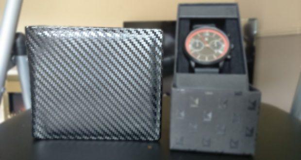 Peněženky Cleritty z uhlíkových vláken: Podpořte luxusní projekt