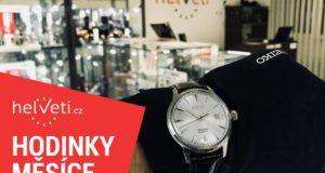 Vybíráme hodinky měsíce – Helveti.cz
