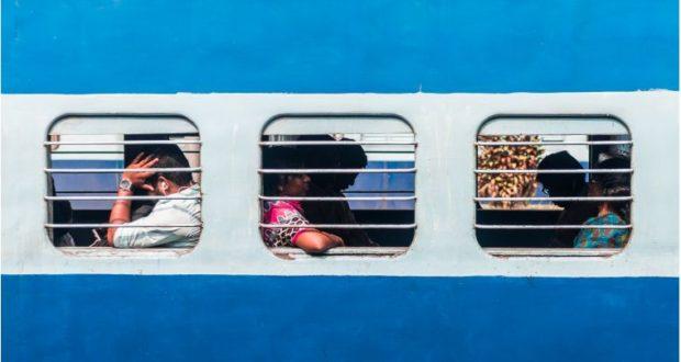 Cestování po Indii vlakem