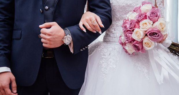 Svatba na barokním statku Benice