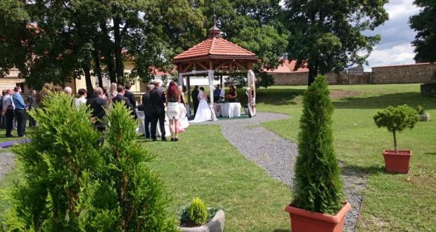 Dokonalá svatba na klíč v Praze