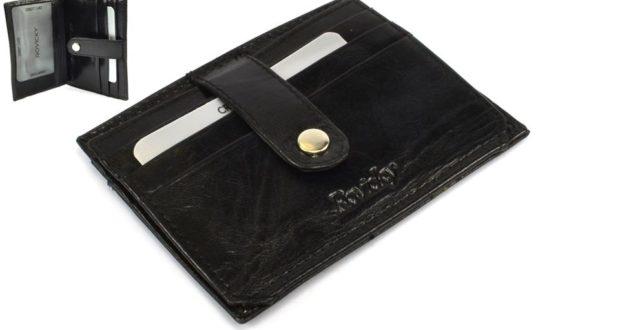 Kožená pouzdra vyřeší problém s přeplněnou peněženkou