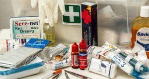 Lékárničky se na každém pracovišti svým obsahem liší