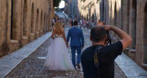 Svatební focení může být nezapomenutelné. Jak může probíhat?