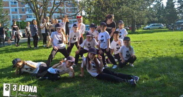 Tanec má mnoho výhod pro děti i dospělé