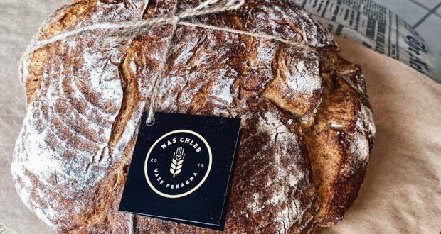 Ochutnejte různé druhy chleba z rodinného pekařství