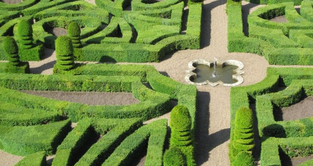 Historie okrasných zahrad: jak vypadaly v 19. a 20. století?