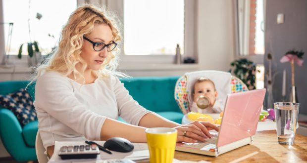 Návrat do práce po mateřské vůbec nemusí být žádným strašákem