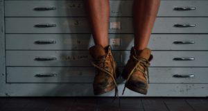 Pracovní obuv, ale i obuv na doma, to je přesně to, co musí být vpořádku