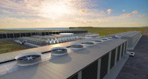 Ve Skotsku se staví obří zařízení pro pohlcování CO2